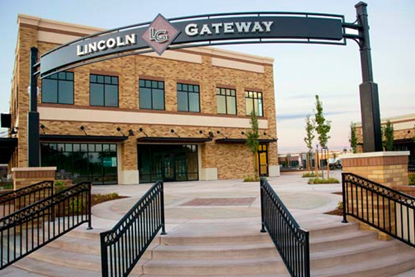 The Lincoln Gateway Center in Lincoln, California