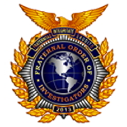 Logo for the Fraternal Order of Investigators